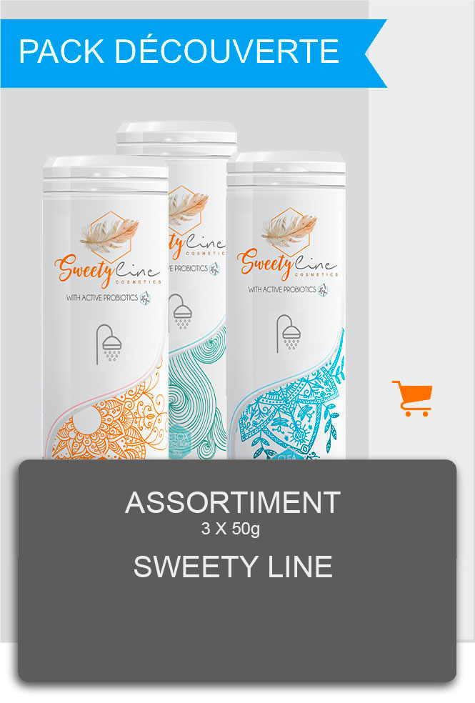 Assortiment Sweety line Cosmedis