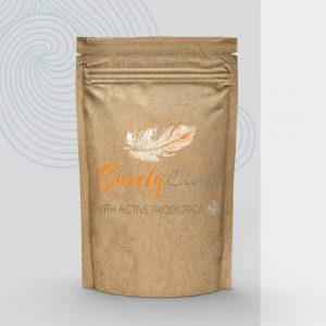 Recharge Poudre lavante pour la douche Probiotique Naturel Argile Sweety line