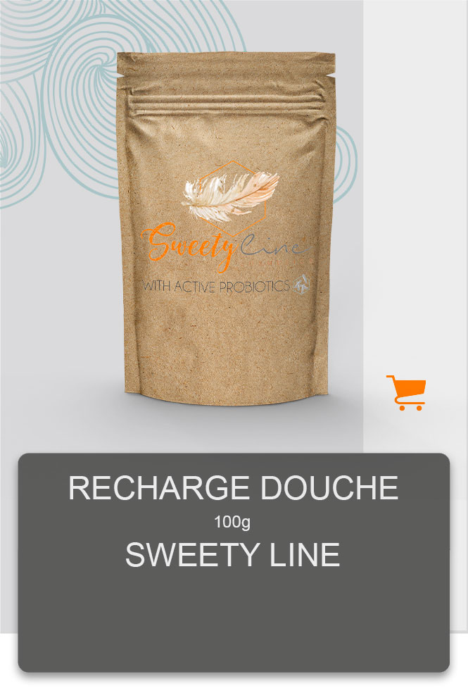 Recharge douche