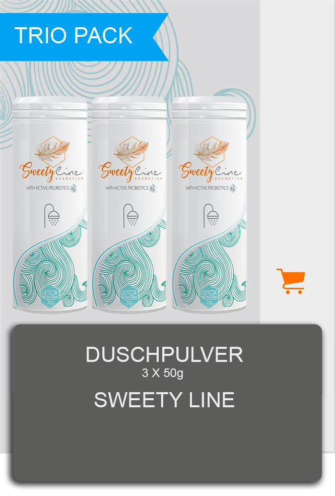 Poudre-de-shampoing Sweety line cosmedis