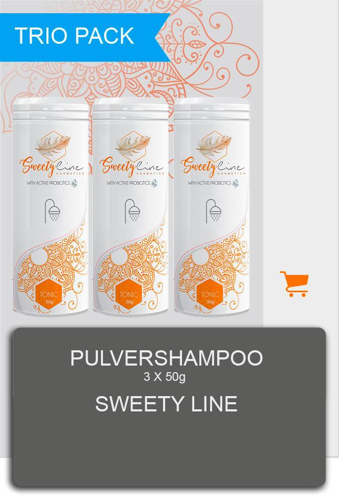 Poudre-de-douche Sweety line cosmedis