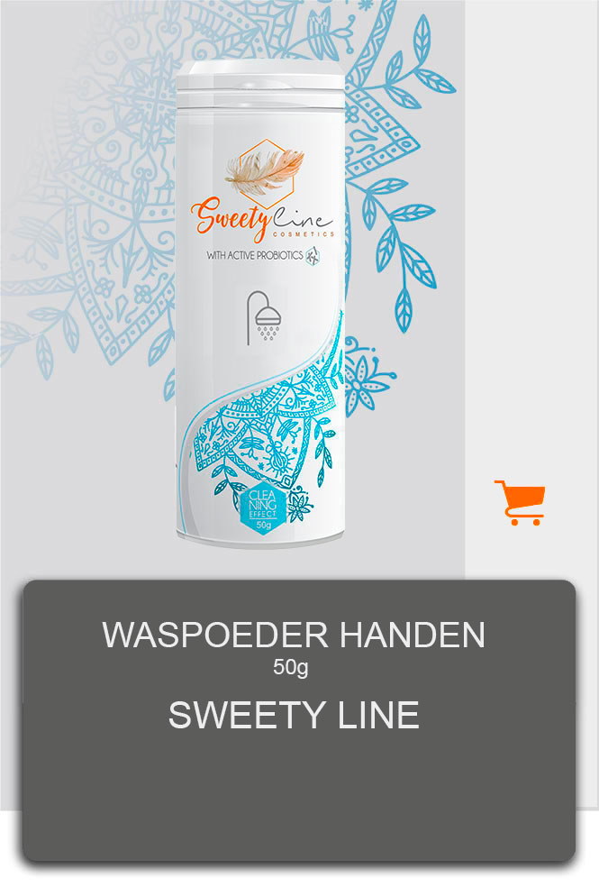 Poudre-lavante-mains Sweety line cosmedis