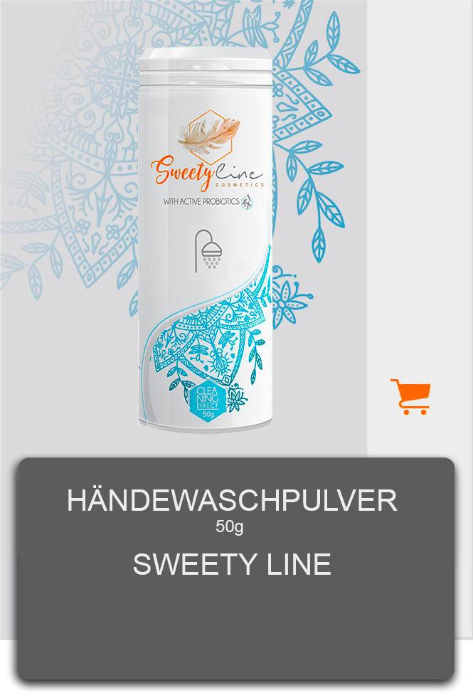 Poudre-lavante-mains Sweety line cosmedis